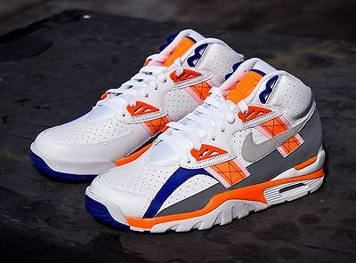 new products cfbd4 78219 Athletic Shoes 2017 Nike Air Trainer SC High QS Auburn Bo Jackson Size 10  302346-106 jordan