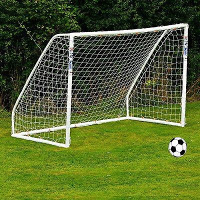 Full Size Football Net for Soccer Goal Post Junior Sports Training Australia