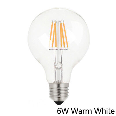LED Filament Bulb E27 Retro Edison Lamp 220V E14 Vintage COB Energy Saving