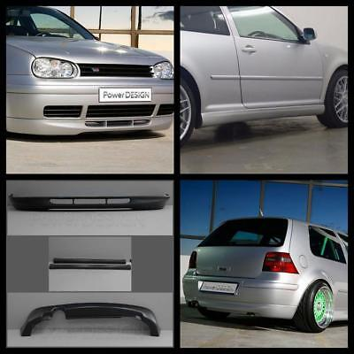 Body kit VW GOLF IV 4 MK4  25th ANNIVERSARY  ABS Plastic