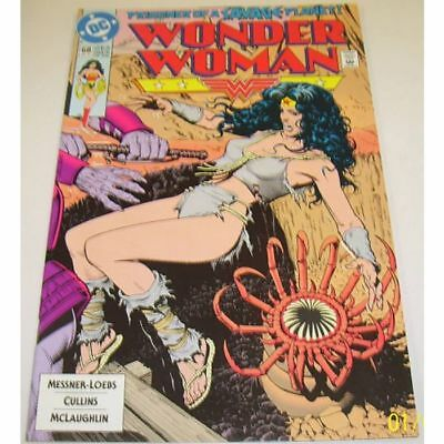 Wonder Woman (1987-2006 2nd Series) #68...Published November 1992 by DC