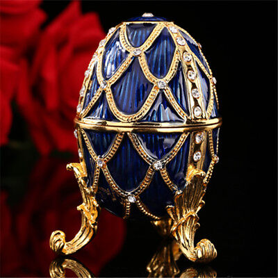 Faberge egg art collectible for collection perfect gift