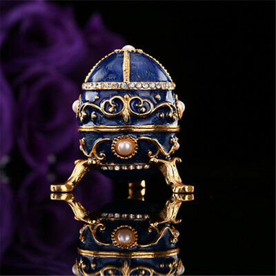 pretty cheap faberge egg metal craft perfect gift decor