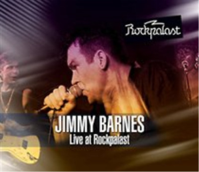 Jimmy Barnes-Live at Rockpalast  CD with DVD NEW