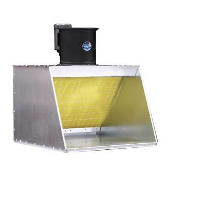 2' Table Top Paint Spray Booth - Made by Paasche in the US- (NEW)