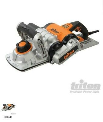 rabot triple fer 180 mm 1500 W Triton