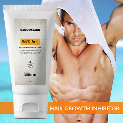 Hair Growth Inhibitor Cream Permanent Body and Face Hair Removal Unisex UK Made