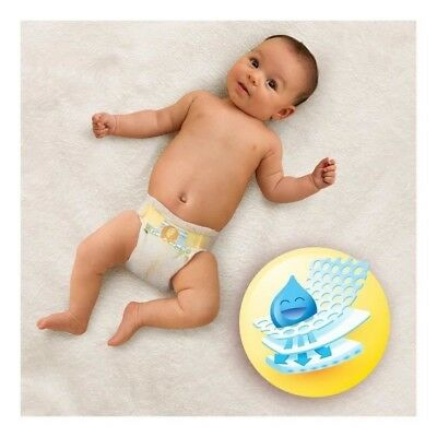 Pampers New Baby Premium Taille 1- 2 à 5kg  22 Couches