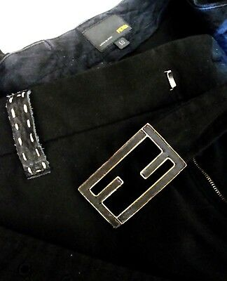 TROUSERS man FENDI made in Italy TG 50 circa L NEW!