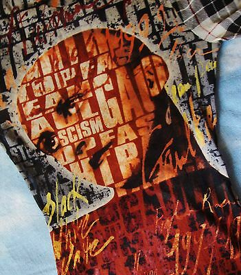 T-SHIRT  vintage 90's JEAN PAUL GAULTIER maille Made Italy TG.S new! RARE