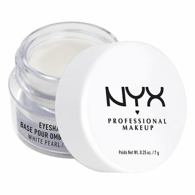 NYX Eye Shadow Base Primer ESB02 White Pearl