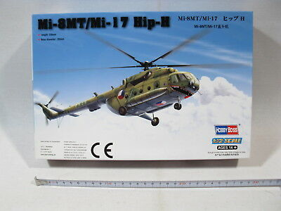 Hobby Boss 87208  Mi-8 MT / MI-17 Hip-H  helicopter 1:72 sealed in box mb4581