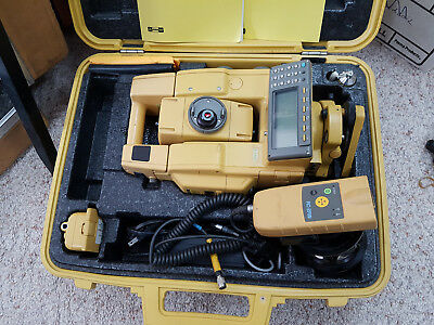 Topcon Robotic GPT-8205A Total Station