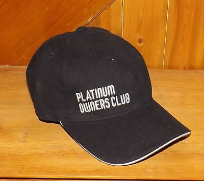 SKI-DOO PLATINUM OWNERS CLUB SNOWMOBILE Hat Cap Bombardier BRP NEW!