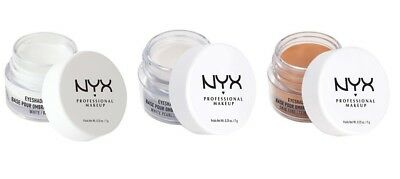 "NYX Eye Shadow Base Primer ESB SET "" White , White Pearl , Skin Tone """