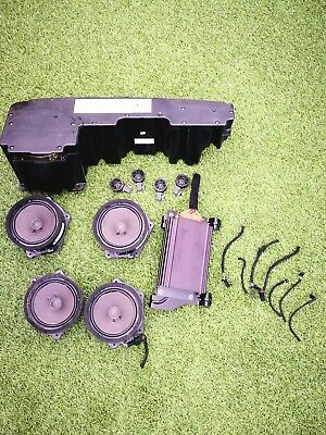 audi a2 bose complete system