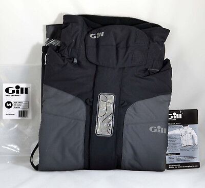 Gill OS2 Jacket Graphite US Seller  Great Open Water Cold Gear