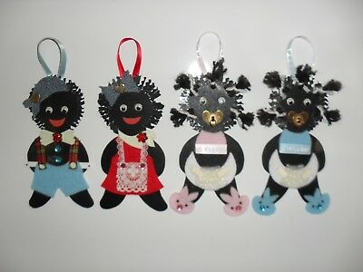 Gollie magnetic bookmarks,Christmas decorations,fridge magnets