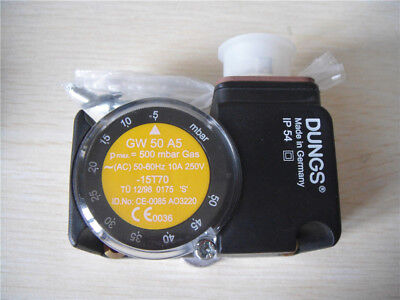 1PC  NEW Dungs Pressure Switch GW50A5 For Gas Burner  Original