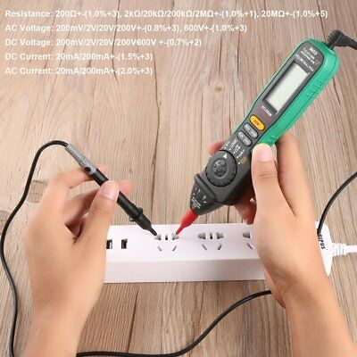 MS8212A Pen Digital MultimRFer Voltage Current Diode Continuity Tester RF
