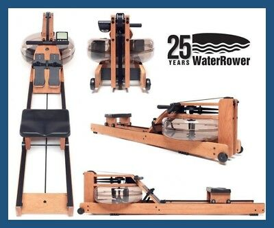 WaterRower NATURAL Series Water Resistance  Rower - Made in USA - new 2018 Model