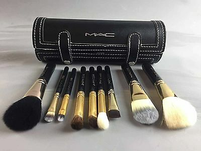 MAC Make up brush brushes kit set tools brand new 100% Genuine Uk seller