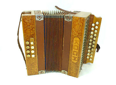 Hohner Koch Harmonica/Accordion B-038