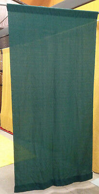 TEN Curtains Banjo Cloth GREEN ONLY - Hotel Trade Show Pipe & Drape Theater IFR