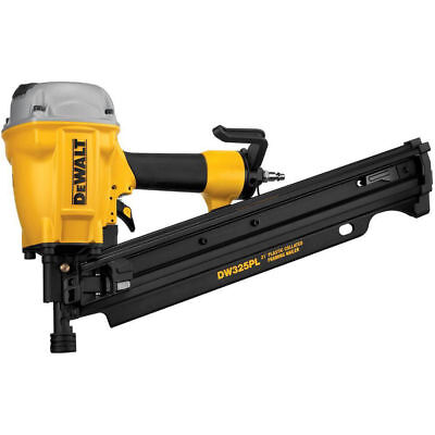 "DEWALT 21 Degree 3-1/4"" Framing Nailer DW325PLR Reconditioned"