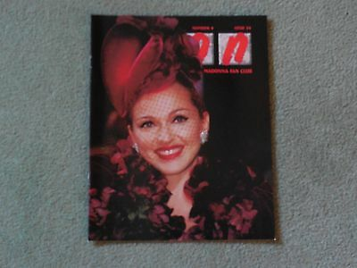 Madonna Icon Fan Club Magazine Number 4 Issue 24 - 1997