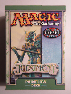 Mtg - Themendeck / Theme Deck - Judgment / Abrechnung - Painflow