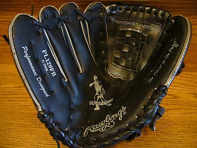 "Alex Rodriguez Rawlings A-Rod Youth Players Series 11"" Baseball Glove - PL129FB"