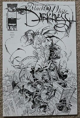 Top Cow Classics in Black and White: The Darkness (2000) RARE