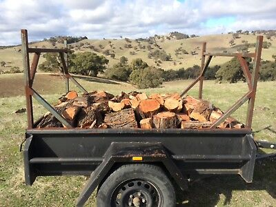 1m³ Firewood - Mixed Hardwood Free Melbourne Metro Delivery