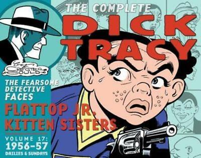 The Complete Dick Tracy, Volume 17: 1956-57 by Chester Gould: Used