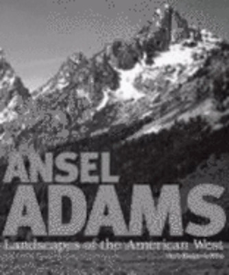 Ansel Adams: Landscapes of the American West by Lauris Morgan-Griffiths: Used