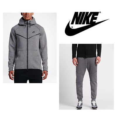 NIKE SPORTSWEAR TECH FLEECE WINDRUNNER Men's Full-Zip Hoodie / Jogger 805144 091
