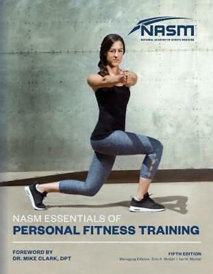 NASM Essentials of Personal Fitness Training: New