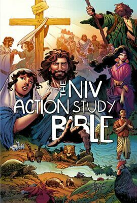 The Niv, Action Study Bible by Sergio Cariello: New