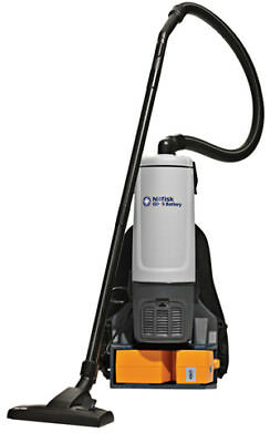 Nilfisk GD5 Battery Commercial Backpack Vacuum Cleaner