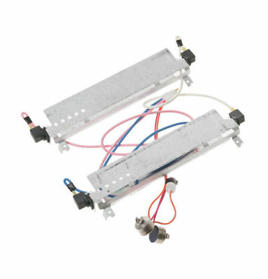 Wr51X10023 General Electric Refrigerator Defrost Heater 2 Heater Type