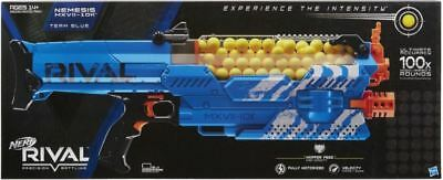 Nerf Rival Nemesis MXVII-10K, CHOICE of Team RED or BLUE