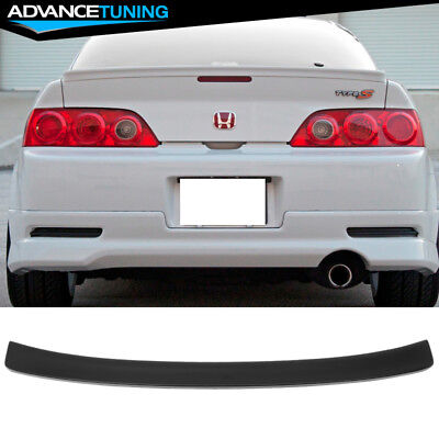 Fits 02-06 Acura RSX Unpainted Aspec Style Trunk Spoiler Deck Lid ABS