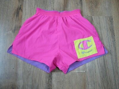 Vintage Women's Champion Shorts Size Large* (S069)