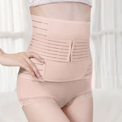 Pregnancy Recovery Girdle Corset Postpartum Belly Wrap Belt Waist Trainer Band