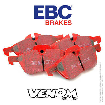 EBC RedStuff Rear Brake Pads for Subaru Impreza 2.0 Turbo WRX UK DP3826C