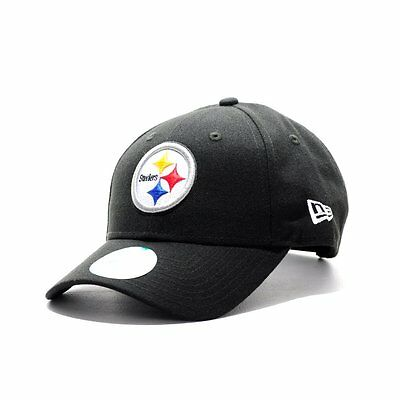 75bdb068ccf6 New Era 9Forty Nfl The League Pittsburgh Steelers Casquette Noir Homme