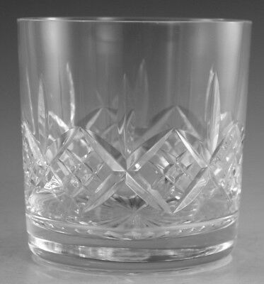 STUART Crystal - GLENGARRY / CAMBRIDGE Cut - Tumbler Glass / Glasses - 3""