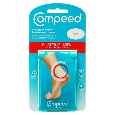 Compeed Blister Plasters x5 (Medium)