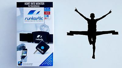 Runtastic Receiver And Heart Rate Monitor Rundc2 Brand New